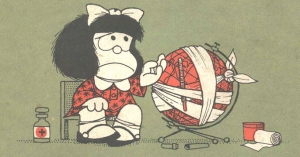 mafalda-Global Earth Day